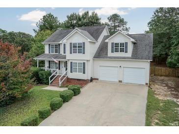 Photo one of 242 Crystal Spring Dr Sanford NC 27332   MLS 2412509
