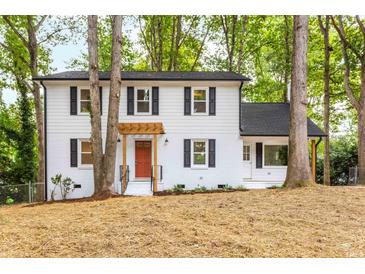 Photo one of 5508 Daywood Ct Raleigh NC 27609 | MLS 2412522