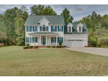 Photo one of 43 Fox Crossing Dr Raleigh NC 27603 | MLS 2412634