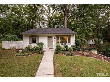 Photo one of 123 Justice St Chapel Hill NC 27516   MLS 2412723