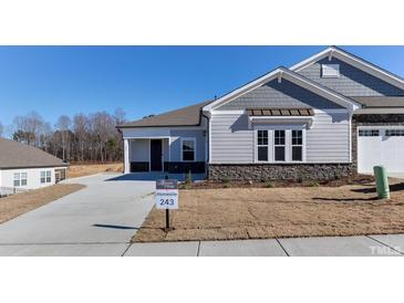 Photo one of 248 Azure Mist Dr # 251 Raleigh NC 27610   MLS 2412764