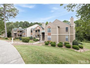 Photo one of 3702 Chimney Rdg # 203 Durham NC 27713 | MLS 2412825