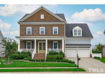 Photo one of 320 Canterwood Dr Apex NC 27539 | MLS 2412873