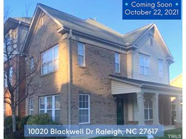 Photo one of 10020 Blackwell Dr Raleigh NC 27617 | MLS 2413012