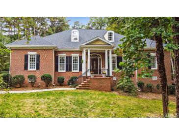 Photo one of 9109 Hometown Dr Raleigh NC 27615 | MLS 2413014
