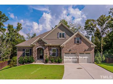 Photo one of 1521 Beaver Tan Ct Wake Forest NC 27587 | MLS 2413053