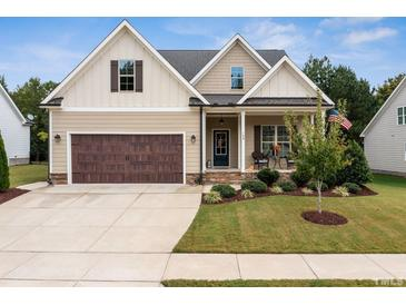 Photo one of 149 Plantation Dr Youngsville NC 27596   MLS 2413056