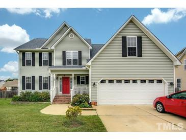 Photo one of 195 Snowberry Dr Smithfield NC 27577 | MLS 2413080
