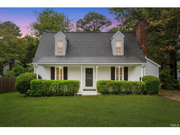 Photo one of 204 Briarcliff St Apex NC 27502 | MLS 2413098