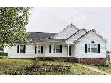 Photo one of 292 Cambridge Dr Angier NC 27501 | MLS 2413124