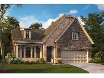 Photo one of 1613 Stonemill Falls Dr # 129 Wake Forest NC 27587 | MLS 2413157