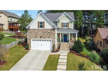 Photo one of 1009 Heritage Hills Way Wake Forest NC 27587 | MLS 2413222