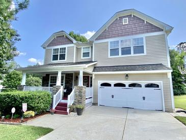 Photo one of 295 Clubhouse Dr Youngsville NC 27596 | MLS 2413264