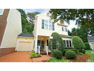 Photo one of 807 Mill Greens Ct Raleigh NC 27609 | MLS 2413305