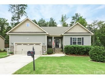 Photo one of 8108 Crookneck Dr Angier NC 27501 | MLS 2413335