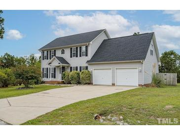 Photo one of 110 E Dover Ct Sanford NC 27332 | MLS 2413362