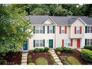 Photo one of 2209 Violet Bluff Ct Raleigh NC 27610 | MLS 2413451