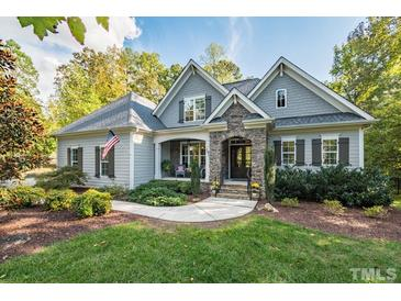 Photo one of 195 Manns Crossing Dr Pittsboro NC 27312 | MLS 2413459