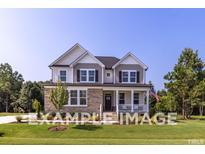 View 105 Alder Creek Ct # Lot 191 Willow/B Clayton NC