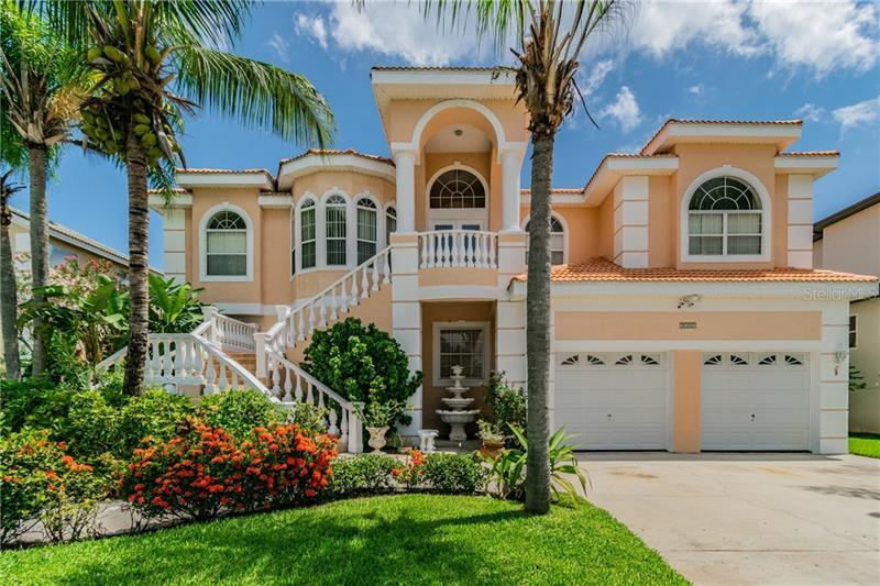 Photo one of 3187 Shoreline Dr Clearwater FL 33760 | MLS U8092290