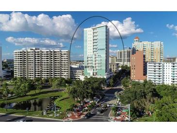 Photo one of 1301 Main St # 401 Sarasota FL 34236 | MLS A4502354