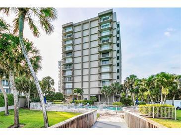 Photo one of 4822 Ocean Blvd # 5D Sarasota FL 34242 | MLS A4503577