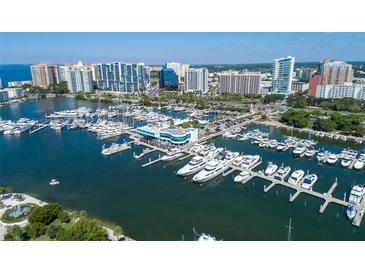 Photo one of 33 S Gulfstream Ave # 803 Sarasota FL 34236   MLS A4514911