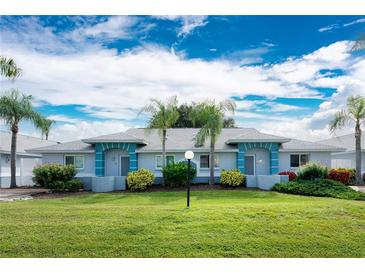 Photo one of 6516 A Hamlet Dr # 12-A Englewood FL 34224   MLS D6121643