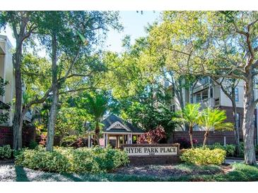 Photo one of 1000 W Horatio St # 310 Tampa FL 33606 | MLS T3276402