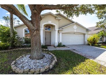 Photo one of 25707 Bloomsbury Ct Land O Lakes FL 34639 | MLS T3277058