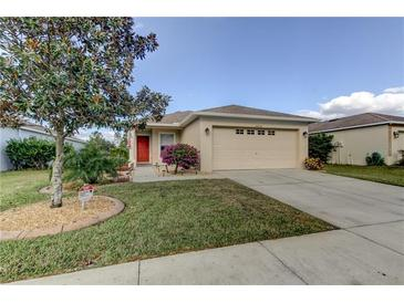 Photo one of 30635 White Bird Ave Wesley Chapel FL 33543 | MLS T3280706