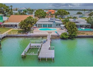 Photo one of 813 Bay Point Dr Madeira Beach FL 33708 | MLS T3310251