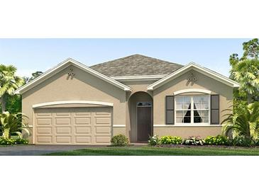 Photo one of 5495 Oxford Gray Rd Wesley Chapel FL 33545 | MLS T3310931