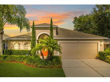 Photo one of 7324 Pulteney Dr Wesley Chapel FL 33545 | MLS T3311843