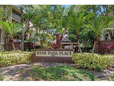Photo one of 1000 W Horatio St # 211 Tampa FL 33606 | MLS T3317881