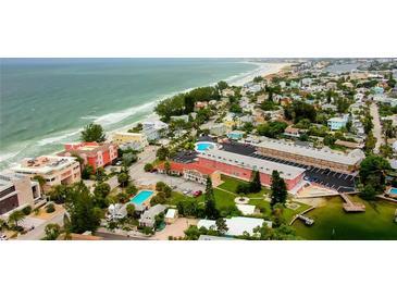 Photo one of 8565 W Gulf Blvd # 6S Treasure Island FL 33706   MLS T3324404