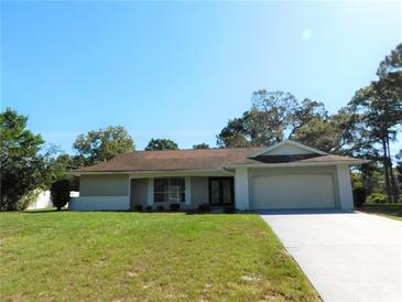 Photo one of 11547 Trumbull Dr Spring Hill FL 34609   MLS T3333793