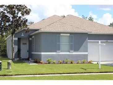 Photo one of 5142 Prairie View Way Wesley Chapel FL 33545 | MLS T3334761