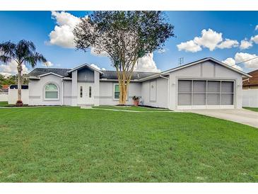 Photo one of 1250 Glendale Ave Spring Hill FL 34609   MLS T3334894