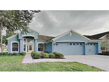 Photo one of 1420 Baycrest Dr Wesley Chapel FL 33544   MLS T3335192