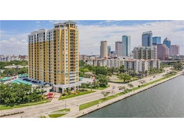 Photo one of 345 Bayshore Blvd # 1812 Tampa FL 33606 | MLS T3335200