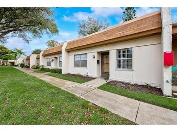 Photo one of 1277 Mission Cir # 49-F Clearwater FL 33759 | MLS U8109771
