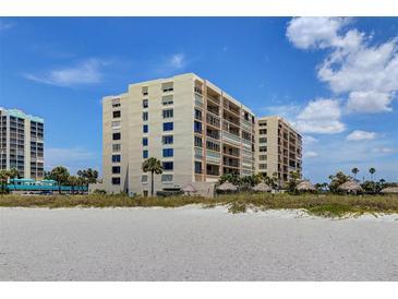 Photo one of 1400 Gulf Blvd # 303 Clearwater FL 33767 | MLS U8125357