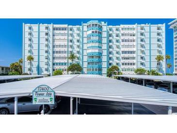 Photo one of 17400 Gulf Blvd # I8 Redington Shores FL 33708 | MLS U8136614