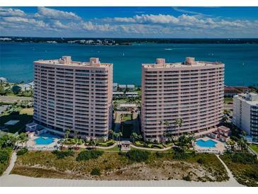 Photo one of 1310 Gulf Blvd # 18E Clearwater FL 33767 | MLS U8139654