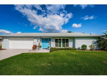 Photo one of 749 Windward Way Palm Harbor FL 34685 | MLS U8139903