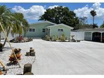 View 607 Broadus St Crystal Beach FL