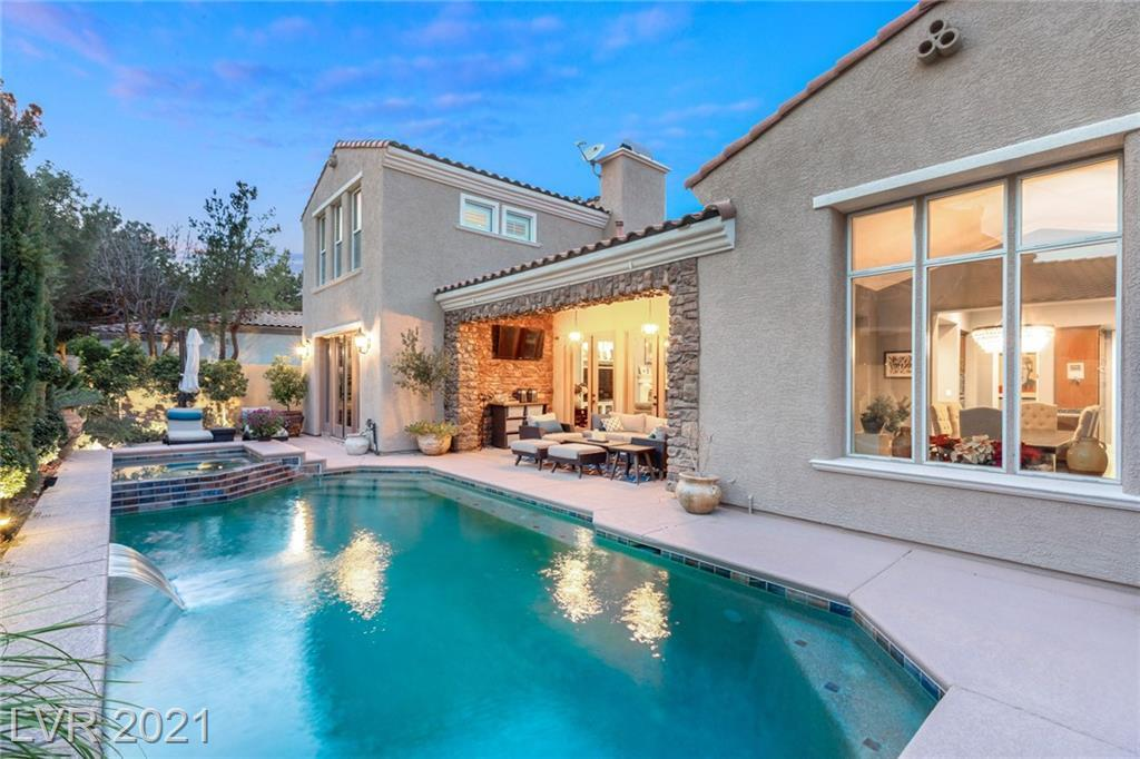 Photo one of 11817 Canons Brook Dr Las Vegas NV 89141 | MLS 2323495