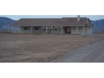 Photo one of 3790 S Big Sky Pahrump NV 89041 | MLS 1867722