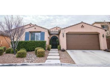 Photo one of 11329 Hedgemont Ave Las Vegas NV 89138 | MLS 1903209